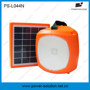 High Quality PS-044n Portable Solar Lantern Battery Capacity 2600mAh with USB Phone Charger for Indoor & Outdoor pictures & photos
