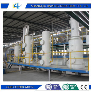 Jinpeng EU Standard Integrated City Waste Recycling to Power Machine pictures & photos