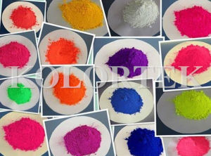 China Fluorescent Pigment for Candle Making, Polymer Clay - China ...
