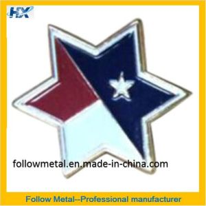 Badge with Star Logo 7