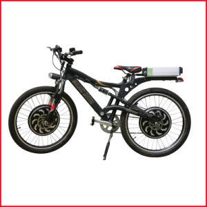 BLDC Motor 500W -1500W 26 Inch Electric Bike (SEB-350L) pictures & photos