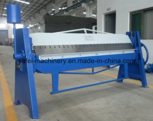 Manual Sheet Bender Machine for Sale pictures & photos