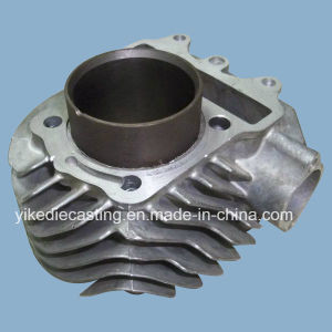 Customized OEM Aluminum Die Casting for Motorcycle Engine