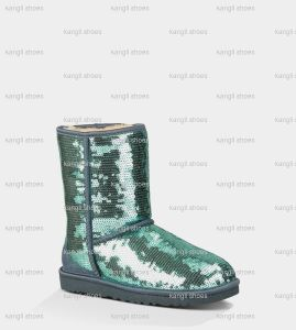 Colorful Designed Snow Boots for Outdoor Women