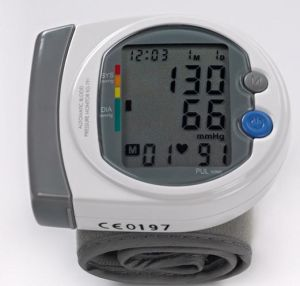 Digital Blood Pressure Monitor Sphygmomanometer (Hz-791) pictures & photos