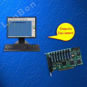 8 Channel PCI Voice Recorder System (LB-PT2006-8)