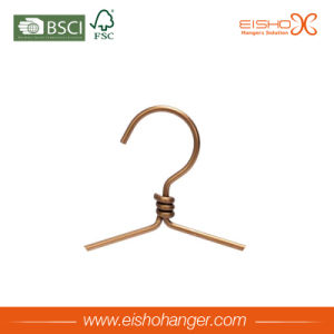 Wire Top Hanger for Garment Store and Household pictures & photos