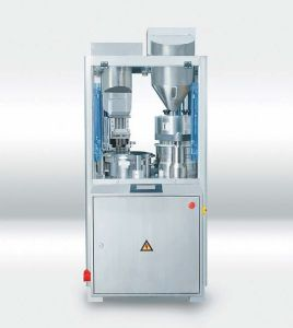 Njp-400A Series High Speed Capsule Filling Machine