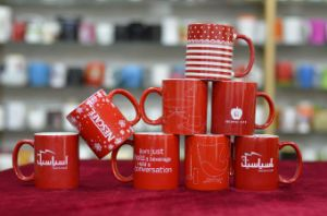 Red Promotion Mug pictures & photos