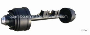 Trailer Parts Use American Type Outboard Axle pictures & photos