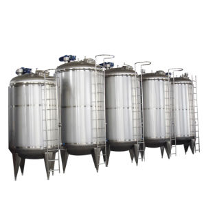 Stainless Steel Tanks/Storage Tanks
