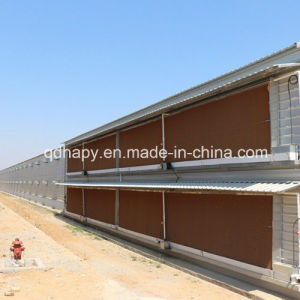 Long Life Low Cost Light Steel Structure Building with Two-Story pictures & photos