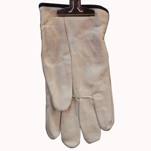 Professional Driver′s Leather Gloves pictures & photos