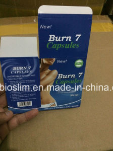 Burn 7 Slimming Capsule, Herbal Diet Pills Weight Loss pictures & photos