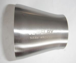 Food Grade Sanitary Stainless Steel Concentric Welded Reducer