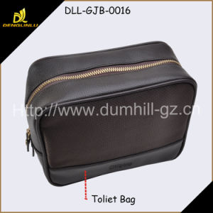 Fashion Grade Luxury Business Leather Wash Bag Wholesale