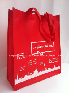 Non Woven Tote Bag with Printing for Promotion pictures & photos