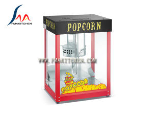 Gas Popcorn Machine, with Wheels/Cart for Mobility pictures & photos