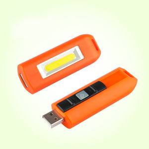 USB Rechargeable Key Chain Flashlight pictures & photos