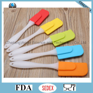 Hot Small Size Silicone Spatula Kitchenware Ss21 (S)
