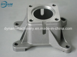 Aluminium Alloy Die Casting CNC Machining Aluminum Stent From China