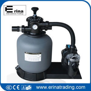 China Emaux FSF Swimming Pool Sand Filter with Pump - China Filter ...