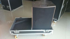 "Single 12"" Sound Case in Black Color"