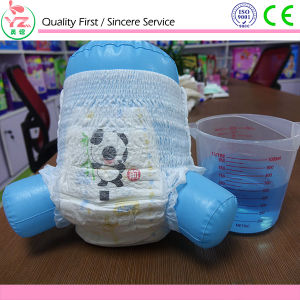 Sleepy Wholesale Baby Diapers in Bales Factory in China