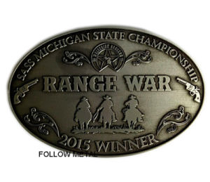 Winner Belt Buckle for Garment Accessories. Gift and Spare Parts