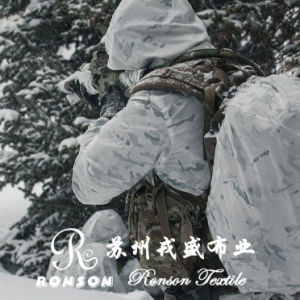 Multicam Alpine, White Snow Cp Camouflage, Polyester Cordura Fabric pictures & photos