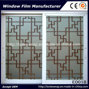 Decorative Window Film pictures & photos