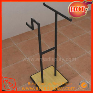 Metal Counter Top Clothes Display Rack pictures & photos