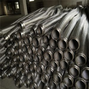 Stainless Steel Braided Flexible Metallic Hose pictures & photos