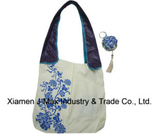 Foldable Gifts Shopper Bag, Flowers Style, Reusable, Lightweight, Grocery Bags and Handy, Promotion, Tote Bags, Accessories & Decoration pictures & photos