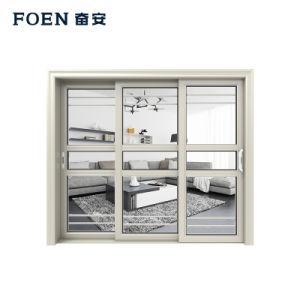 China Anodized Sliver Modern Kitchen 6063 T5 Aluminium Framed Glass Doors China Aluminum Sliding Door Aluminium Door For Kitchen