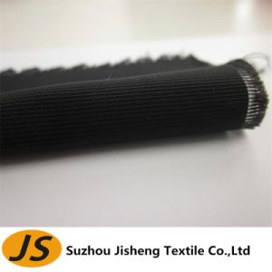 75D Waterproof Polyester Stripe Memory Fabric