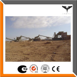 Mini Stone Crushing Complete Production Line / Rock Crushing Plant Factory pictures & photos