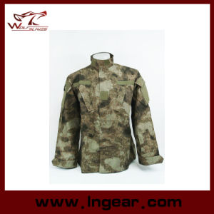 German Army Combat Uniform Woodland Camo CS Military Camouflage Suit pictures & photos