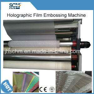 3D Cold Laminating Film Embossing Machine