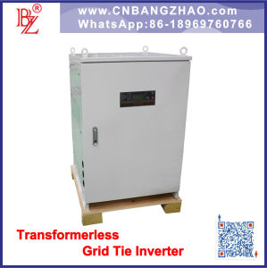 50kw Grid Tie Solar Inverter for Roof-Top PV Plant pictures & photos