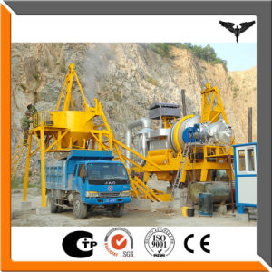 Hot Sale Qlb20 Mini Mobile Portable Asphalt Mixer pictures & photos