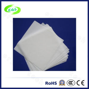 "4"", 6"", 9"", 12"" White Microfiber ESD Antistatic Cleanroom Wiper (EGS-402) pictures & photos"