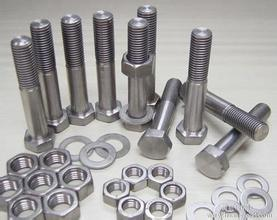 Heavy Duty Stainless Steel Hex Bolt and Nut ASTM B408/Nimonic 90/N07090