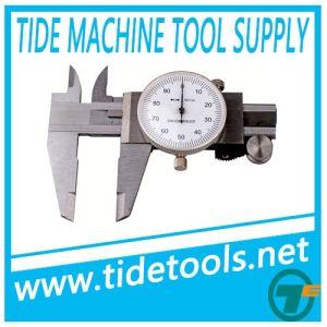 Inch and Metric Dial Caliper