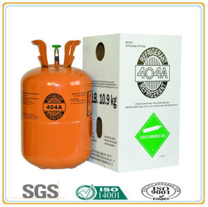 30 Lb Refrigerant Gas R404A for Sale