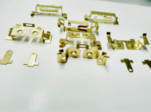 Spring Steel Stamping Part / Stainless Steel Parts