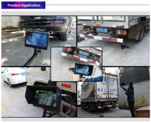 Portable Uvis/Uvss Wildly Use in Border, Airport, Customs and Prison Under Vehicle Security Camera System pictures & photos