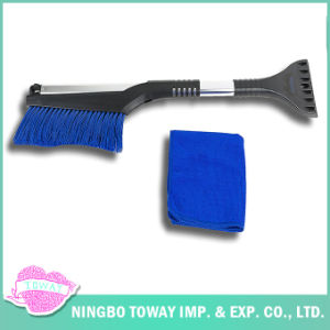 High Quality Telescoping Extendable Best Car Snow Removal Brush pictures & photos