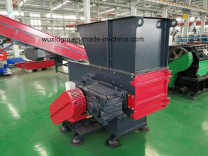 High Efficiency Compact Single Shaft Shredder for Pipes