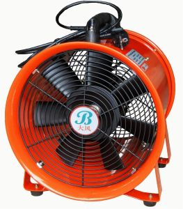 Exhaust Portable AC Axial Fan 300mm pictures & photos